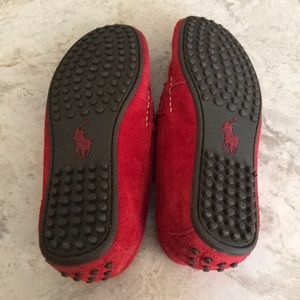 Polo by Ralph Lauren Shoes - Ralph Lauren loafers red size 7 US